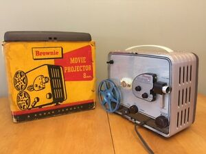 Projecteur film 8mm movie Projector
