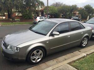2003 Audi A4 1.8 T Tiptronic Sedan Croydon Burwood Area Preview