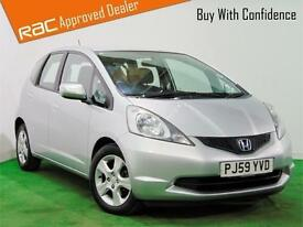 2009 Honda Jazz 1.4 ES-T 5dr Silver Petrol Manual 82k Miles + RAC APPROVED +