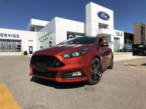2018 Ford Focus ST WINTER PERFORMANCE PACKAGE INCLUDED – 1.49...