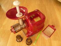 Matstone Multi Purpose Juice Extractor.