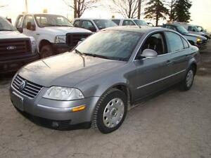 2005 VOLKSWAGEN PASSAT - TDI  CLEAN * LEATHER * SUNROOD * CERTIF