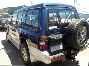 1998 Mitsubishi Pajero NL GLS Blue Auto Active Select Wagon