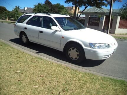 1998 Toyota Camry SXV20R CSX White 4 Speed Automatic Wagon Somerton Park Holdfast Bay Preview