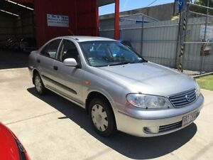 2004 Nissan Pulsar N16 S2 ST Silver 4 Speed Automatic Sedan Clontarf Redcliffe Area Preview
