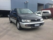 1998 Mitsubishi Nimbus UF Blue 4 Speed Automatic Wagon Spotswood Hobsons Bay Area Preview