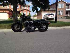 *****2015 HARLEY SPORSTER FORTY-EIGHT FOR SALE*****