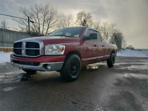 2007 Dodge Ram 2500 SLT Big Horn RWD