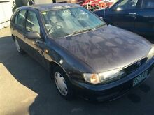 1997 Nissan Pulsar LX Grey 4 Speed Automatic Hatchback Salisbury Brisbane South West Preview