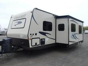 2014 FOREST RIVER FLAGSTAFF 28RBSS