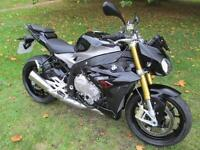 BMW S 1000 R SPORTS ABS MOTORCYCLE