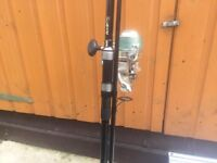 Mint Cond. Nash Pursuit XS Outlaw Marker Rod With Big Pit Reel - Only £90!