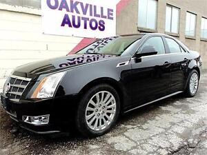 2011 Cadillac CTS NAVIGATION AWD CAMERA  PANO SAFETY INC Premium