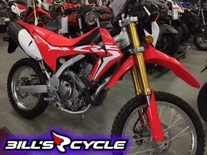 2017 HONDA .. Sale Pending more 17's here soon CRF 250 LH   CRF