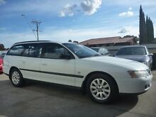 2004 Holden Commodore VY II Executive White 4 Speed Automatic Sedan Salisbury Plain Salisbury Area Preview
