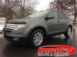 2010 FORD EDGE SEL AWD **SOLD**