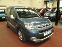 61 CITROEN BERLINGO WHEELCHAIR ADAPTED 50 + ADAPTED VEHICLES IN STOCK