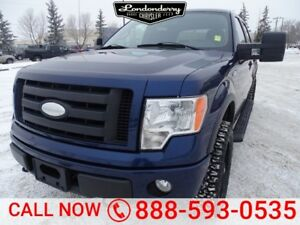 2009 Ford F-150 4WD SUPERCREW F