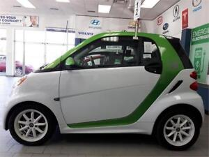 2014 smart fortwo electric drive Passion full-auto