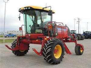 2014 New Holland Speedrower SR200 Swather Tractor - NEW