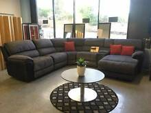 GENUINE LEATHER & FABRIC LOUNGE SALE - ALL FLOOR STOCK Smithfield Parramatta Area Preview
