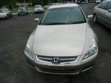 2005 Honda Accord 40 VTi Gold 5 Speed Automatic Sedan Dutton Park Brisbane South West Preview