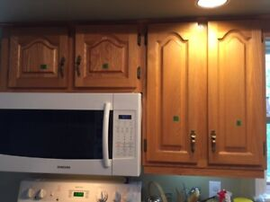 Oak Kitchen Cabinet Doors – Please contact with an offer