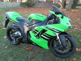 Kawasaki ZX 600-P7F ZX6R SPORTS MOTORCYCLE