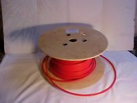 Part Reel of Datwyler Red Pyrofil Standard Cable About 40 metres (130ft).