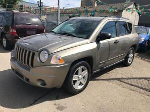 2008 Jeep Compass Sport, Clean, Auto ---$0 DOWN FINANCING