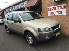 2005 Ford Territory SY TX (RWD) Gold 4 Speed Auto Seq Sportshift Wagon Campbelltown Campbelltown Area Preview