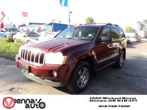 2007 Jeep Grand Cherokee Limited 4dr 4x4