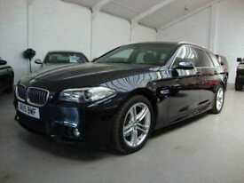 2015 BMW 5 Series 2.0 520d M Sport Touring 5dr