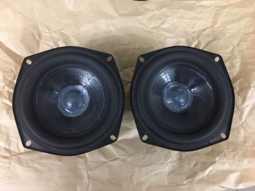 One pair B110 woofer speaker replica (for LS-3/5A)