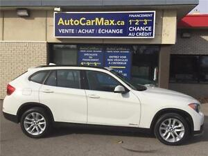 2015 BMW X1 xDrive28i TOIT PANO-GARANTIE BMW- CONDITION SHOWROOM West Island Greater Montréal image 2