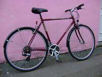 Bike for sale, £220, Gents Ridgeback Adventure