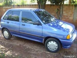 1995 Ford Festiva Hatchback Murrumbeena Glen Eira Area Preview