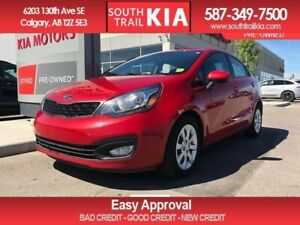 2012 Kia Rio LX, HEATED SEATS , BLUETOOTH