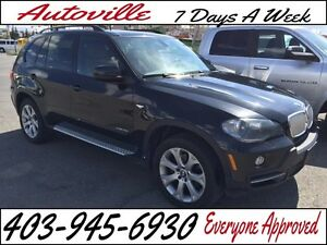 2009 BMW X5 48i DVD MOONROOF NAVIGATION EVERYONE APPROVED!!
