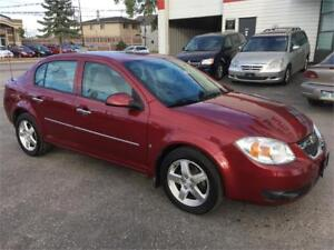 2007 Chevrolet Cobalt LTZ Leather Seats! Heated Seats! 99KM!