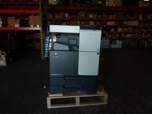 Konica Minolta Bizhub C287 Copier Scanner New Damaged Parts Machine