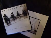 APOCALYPTICA. Very rare album on vinyl