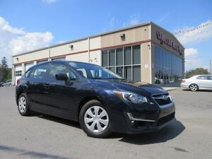 2015 Subaru Impreza 2.0i AWD, BT, CAMERA, SAT, LOADED, 17K!