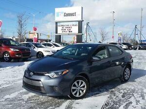 2015 Toyota Corolla ONLY $19 DOWN $49/WKLY!!
