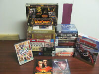 Pc Games lot of 19 games