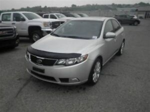 2012 Kia Forte SX | Leather | Heated Seats | Sunroof