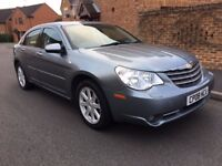 2008 Chrysler Sebring Limited low mileage 65,000 miles Just been serviced