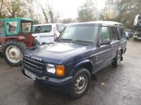 LAND ROVER DISCOVERY - GD51KLS - DIRECT FROM INS CO