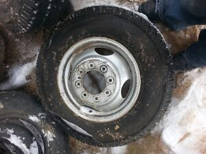 Tires with Rims for Sale!  Various sizes! Belleville Belleville Area image 1