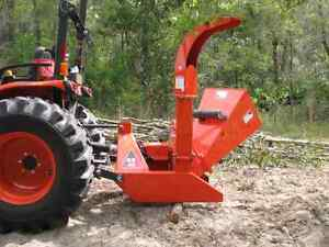 3pt Wood Chipper